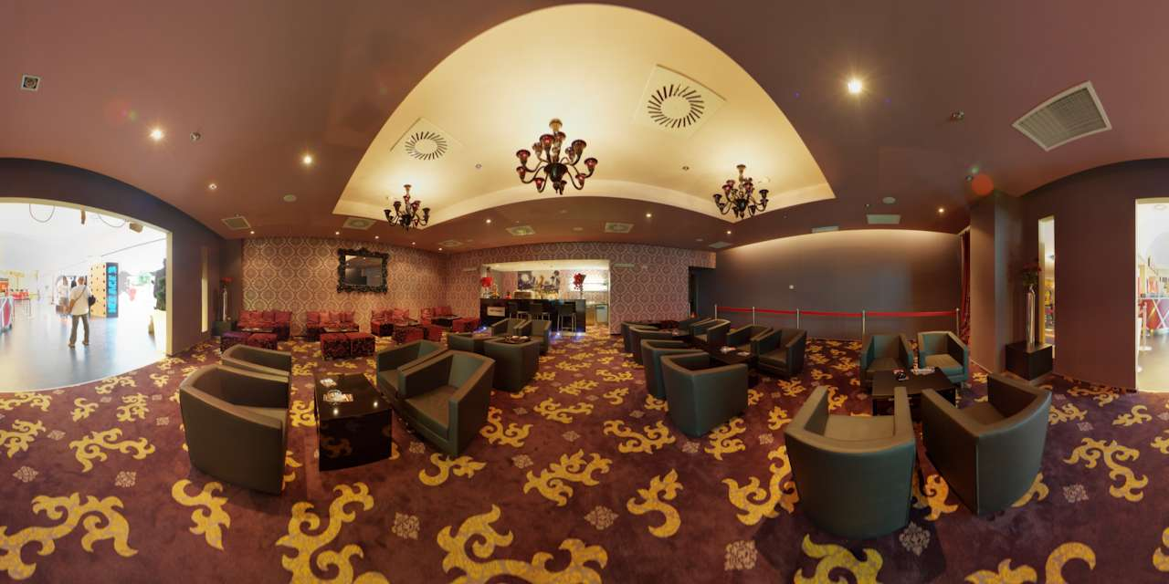 Kolosej (TC Ušće) - VIP Lounge