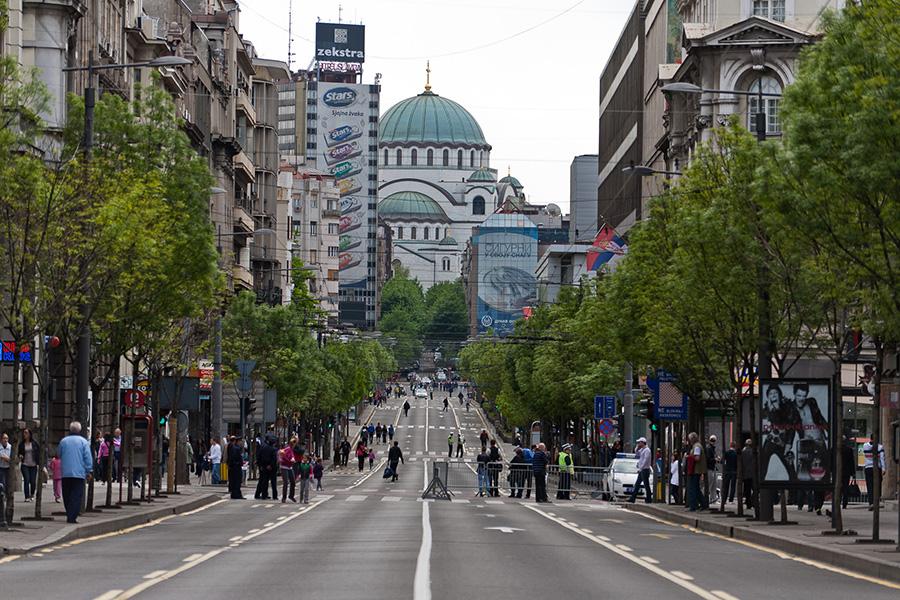 Belgrade Marathon 2012