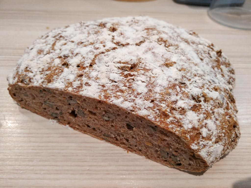 Eddie's Mixed Rye Bread Recipe