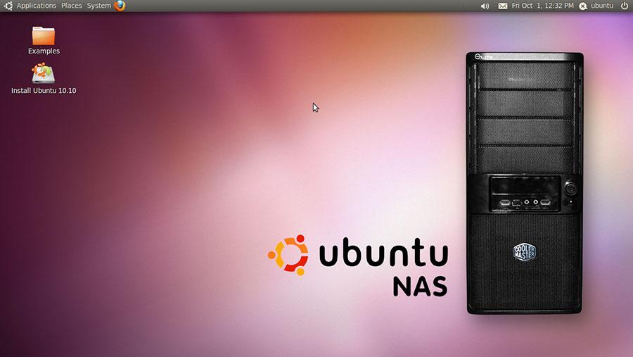 A DIY NAS with Ubuntu