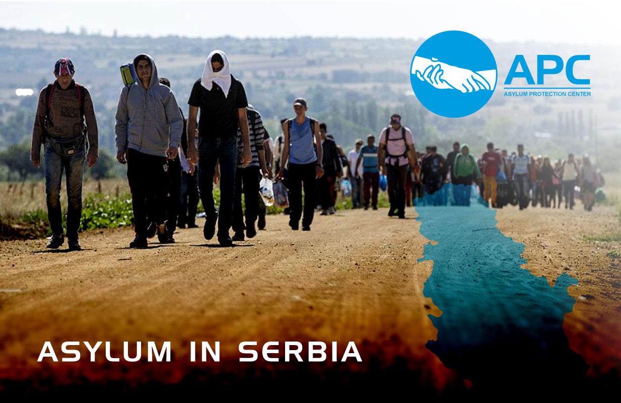 Asylum in Serbia